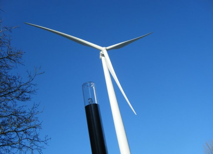 Plant-e Projects - Windpark Nijmegen-Betuwe